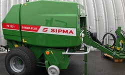 Svinovací lis SIPMA PS 1221 FARMA PLUS